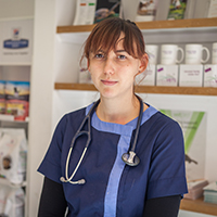 Dr Alice Hasell - MRCVS