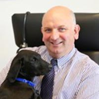 Mark Overend - BVMS GP Cert (Cardio) PgC (Small Animal Cardiology Studies) MRCVS