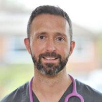 Dr Ian Lowe - BVetMed, GPCert (ExAP), PgC (EAS), MRCVS