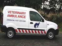 Vet Ambulance