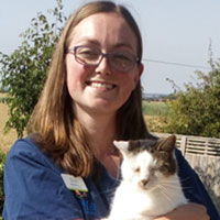 Sarah Moss - BA VetMB MRCVS