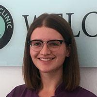 Hannah Muston  - Receptionist