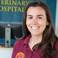 Dr Samantha Lane  - BVSc PGCertSAS MRCVS
