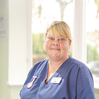 Rachel Button - Veterinary Nurse Assistant
