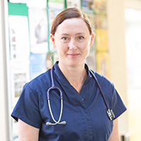 Dr Sarah Richardson -