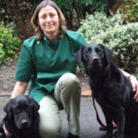 Sharon Winkler  - BSc (Hons) Osteopathy. PG Cert (Small Animal Rehabilitation)