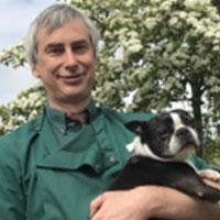 Dr Yves Gisseleire  - DMV Cert SAD MRCVS