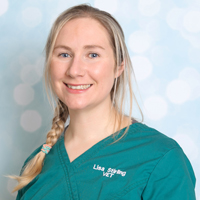 Lisa Stirling - BVM&S Cert AVP MRCVS