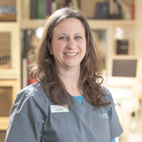 Christa Riddle - DVM, Cert Veterinary Acupuncturist, MRCVS