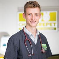 Dr Christian Sadler - BVM BVS MRCVS