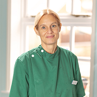 Dr Therese Rasback - PhD MRCVS
