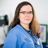 Sarah Crowther - VetMB BA MRCVS