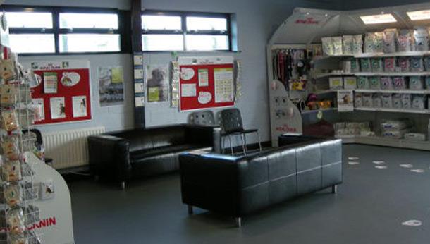 Magherafelt Waiting Room