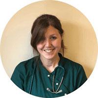 Aimee Paterson-Young - BVSc PGCertSAECC MRCVS
