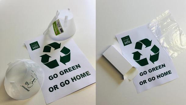 Go Green 3