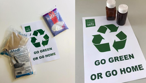 Go Green 4