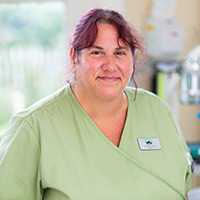 Jill Firstenberg - Student Veterinary Nurse