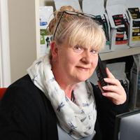 Sharon Henwood -