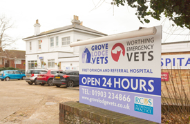 Worthing - 24 Hour Hospital