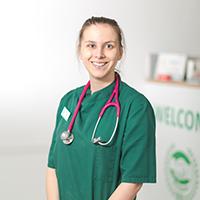 Dr Emma Flower  - BVetMed CertAVP MRCVS