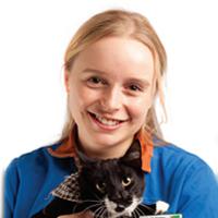 Holly McKinley - BVetMed GPCert (SAM) PGCert SAECC MRCVS