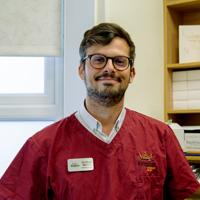 Hugo Martins - DVM MSc CertAVP (SAS) MRCVS