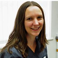 Dr Adele Fryers - MA VetMB GPCertSAM BSAVA PGCertSAECC MRCVS