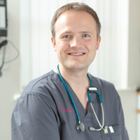 Dr Michael Morter - BVetMed MRCVS