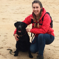 Amy Hutchinson - Level 3 Canine Hydrotherapist