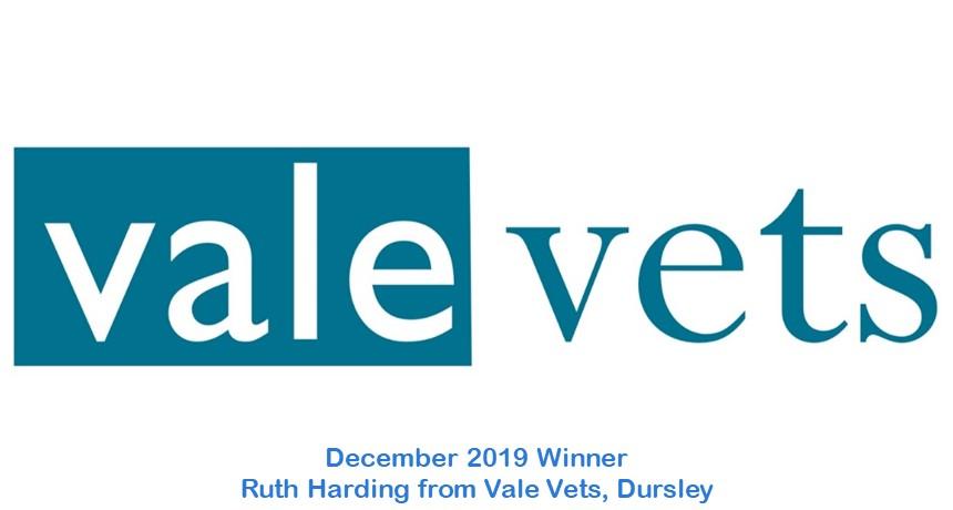Ruth Harding - Vale Vets - December 2019