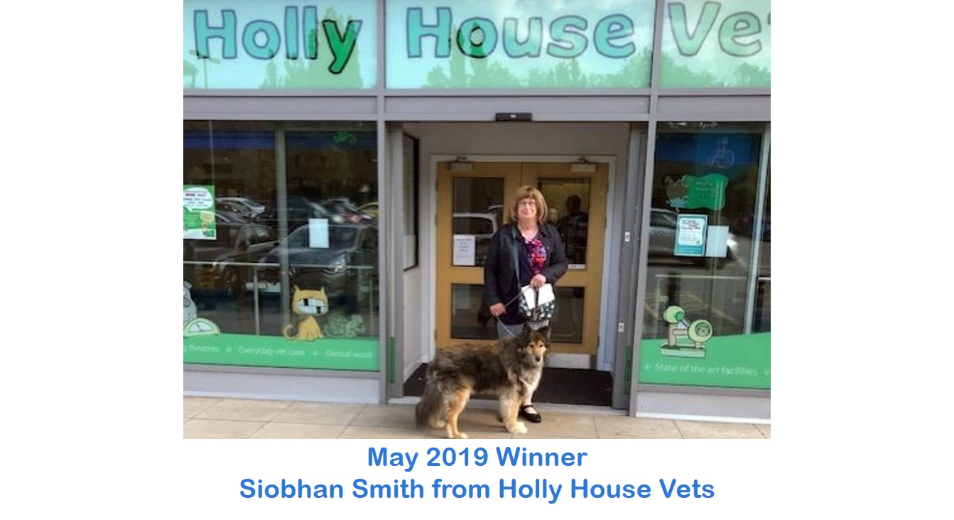 Siobhan Smith - Holly House Vets - May 2019