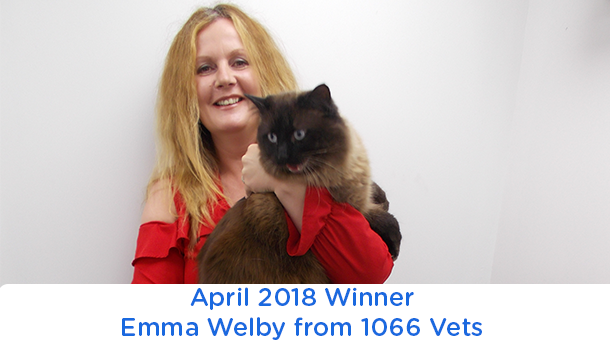 Emma Welby - 1066 Vets - April 18