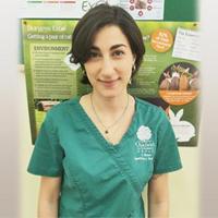 Dr Valentina Bono - MRCVS