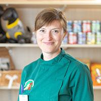 Dr Emma Clark - MA VetMB MRCVS