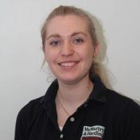 Kate Cooper - BVM&S CertAVP MRCVS