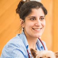 Dr Daniella Santos - BVetMed MRCVS