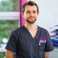 Dr Richard Hazard - MA VetMB CertAVP (ZM) MRCVS