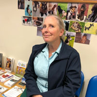 Miss Sue Halloway -