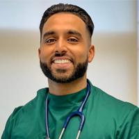Dr Kishen Parekh - DVM MSc MRCVS