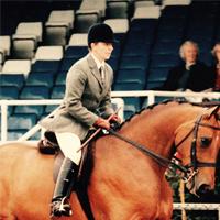 Pauline - British Horse Society A.I & I.I.