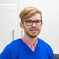 Dr James Taylor - BVSc(Hons) MRCVS