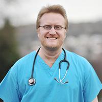 Nicholas Binney - BVetMed MSc PhD MRCVS
