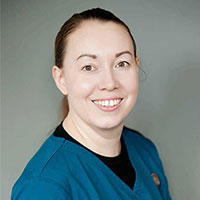 Becca - RVN BSc (Hons) A1 Clinical Coach