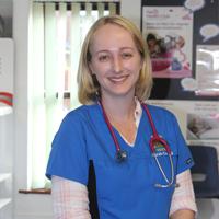 Sarah Carroll - BSc BVSc PgCert SAM MRCVS