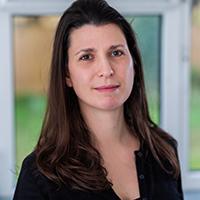 Francesca Basterebbe - DVM, MRCVS, GPCert (SAS)