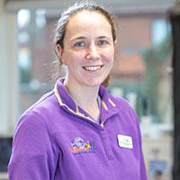 Michelle Mortimer - BVetMed CertAVP(SAM) MRCVS Advanced Practitioner in Small Animal Medicine
