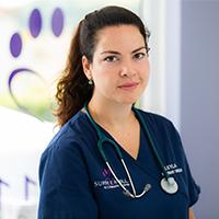 Leyla Turan - BVSc BSc MRCVS