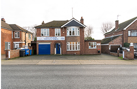 Ashcroft Road Surgery, Ipswich