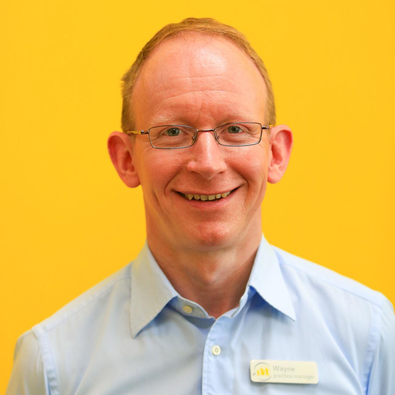 Wayne Smith-Gillard
