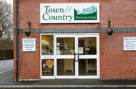 Town and Country Vets - Whalley
